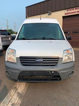 2012 Ford Transit Connect for sale at Luxury Unlimited Auto Sales Inc. in Trevose PA