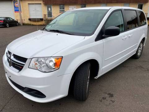 2017 Dodge Grand Caravan for sale at Luxury Unlimited Auto Sales Inc. in Trevose PA