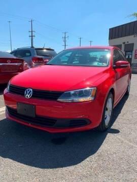2014 Volkswagen Jetta for sale at Luxury Unlimited Auto Sales Inc. in Trevose PA