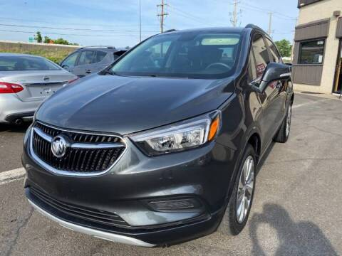 2018 Buick Encore for sale at Luxury Unlimited Auto Sales Inc. in Trevose PA