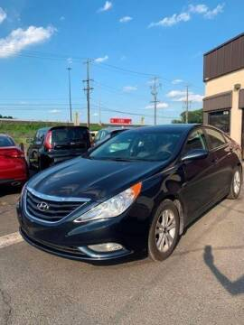 2013 Hyundai Sonata for sale at Luxury Unlimited Auto Sales Inc. in Trevose PA