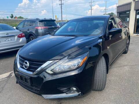 2017 Nissan Altima for sale at Luxury Unlimited Auto Sales Inc. in Trevose PA