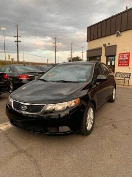 2012 Kia Forte for sale at Luxury Unlimited Auto Sales Inc. in Trevose PA
