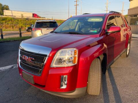 2015 GMC Terrain for sale at Luxury Unlimited Auto Sales Inc. in Trevose PA