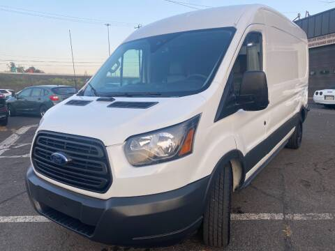 2018 Ford Transit Cargo for sale at Luxury Unlimited Auto Sales Inc. in Trevose PA