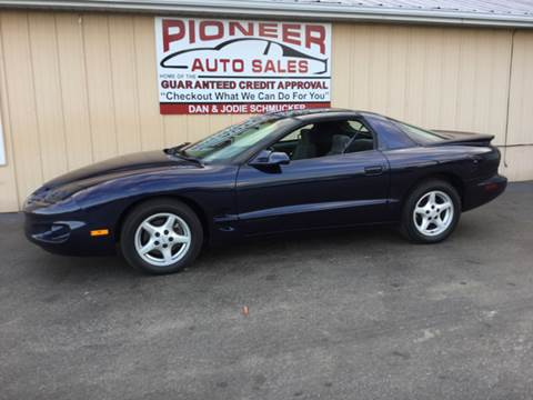 1999 Pontiac Firebird for sale in Pioneer, OH