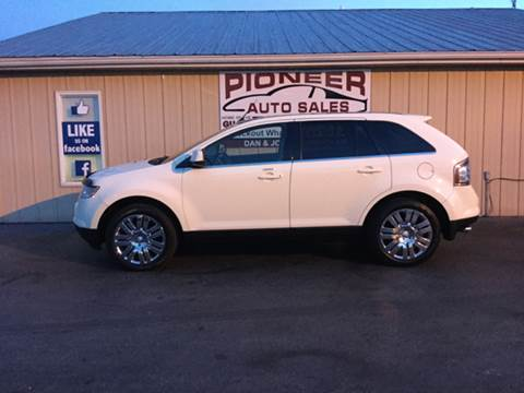 2008 Ford Edge for sale at Pioneer Auto Sales - Special Financing in Pioneer OH
