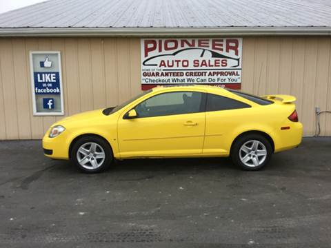 2007 Pontiac G5 for sale in Pioneer, OH