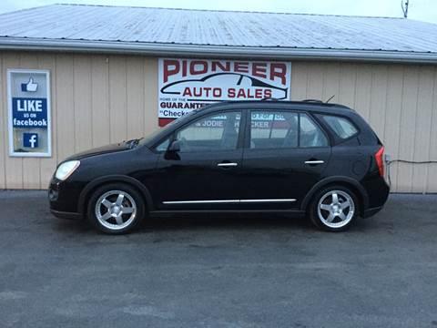 2007 Kia Rondo for sale at Pioneer Auto Sales - Cash in Pioneer OH