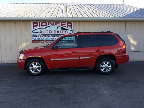 2002 GMC Envoy for sale in Pioneer, OH