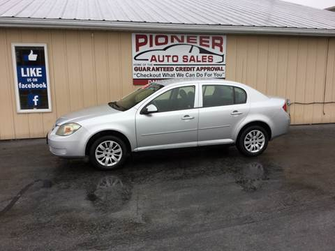 2010 Chevrolet Cobalt for sale in Pioneer, OH