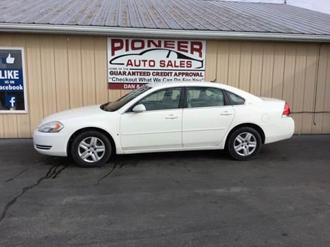 Pioneer Auto Sales >> Cars For Sale In Pioneer Oh Pioneer Auto Sales