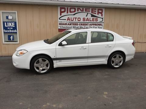 2006 Chevrolet Cobalt for sale at Pioneer Auto Sales - Cash in Pioneer OH