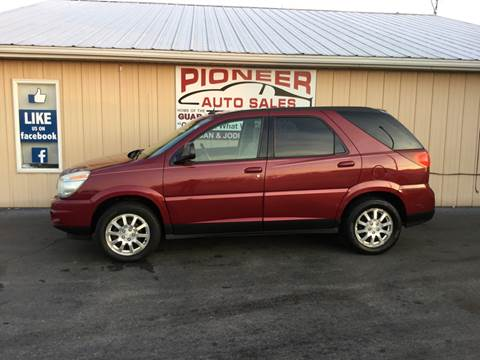 2007 Buick Rendezvous for sale at Pioneer Auto Sales - Cash in Pioneer OH