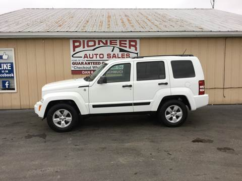 2011 Jeep Liberty for sale at Pioneer Auto Sales - Special Financing in Pioneer OH