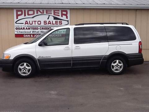 2005 Pontiac Montana for sale in Pioneer, OH