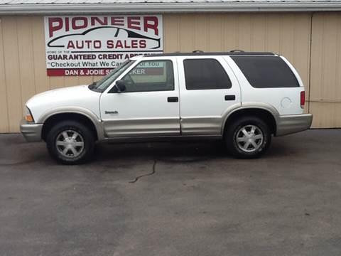 2001 Oldsmobile Bravada for sale in Pioneer, OH
