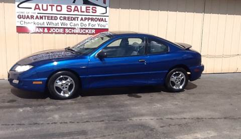 2004 Pontiac Sunfire for sale in Pioneer, OH