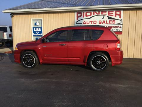 2009 Jeep Compass for sale at Pioneer Auto Sales - Special Financing in Pioneer OH
