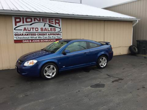 2006 Chevrolet Cobalt for sale at Pioneer Auto Sales - Special Financing in Pioneer OH