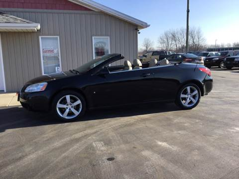 2007 Pontiac G6 for sale at Pioneer Auto Sales - Cash in Pioneer OH