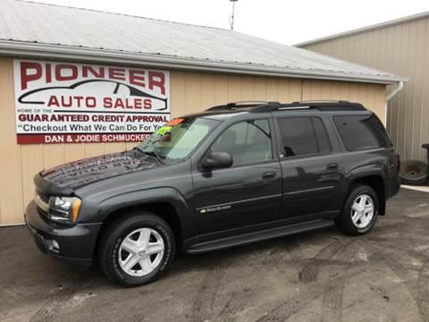 2003 Chevrolet TrailBlazer for sale in Pioneer, OH