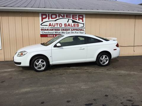 2007 Pontiac G5 for sale at Pioneer Auto Sales - Special Financing in Pioneer OH