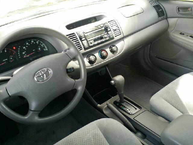 2004 Toyota Camry LE 4dr Sedan - Tampa FL