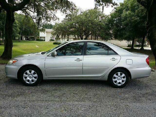 2003 Toyota Camry LE 4dr Sedan - Tampa FL