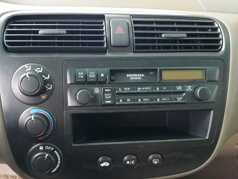 2001 Honda Civic LX 4dr Sedan - Tampa FL
