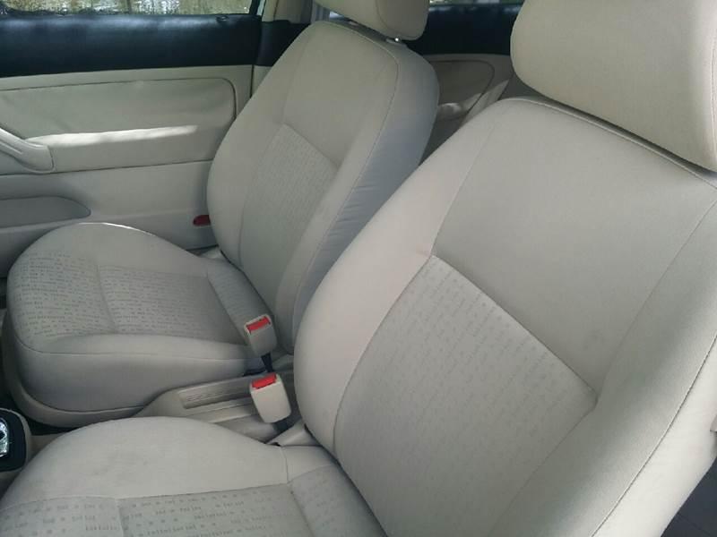 2001 Volkswagen Golf GL 2dr Hatchback - Tampa FL