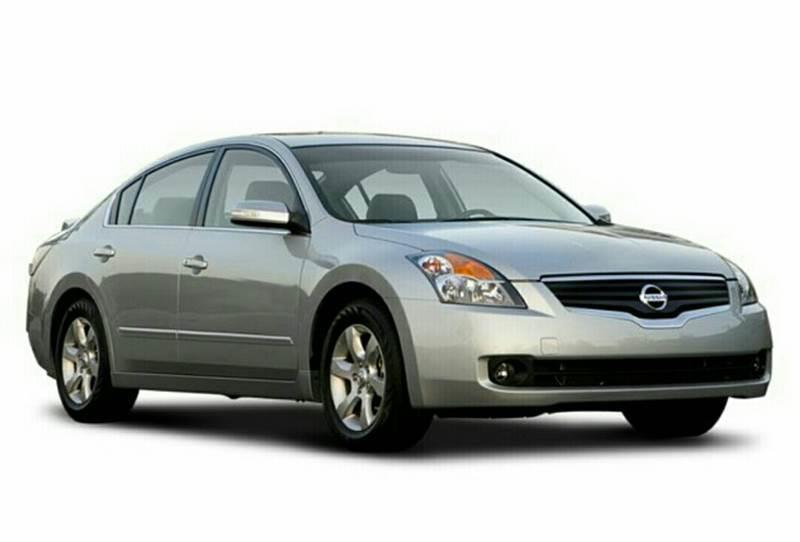 2008 Nissan Altima 2.5 S 4dr Sedan CVT - Tampa FL