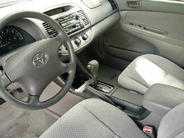 2004 Toyota Camry LE 4dr Sedan - Tampa FL