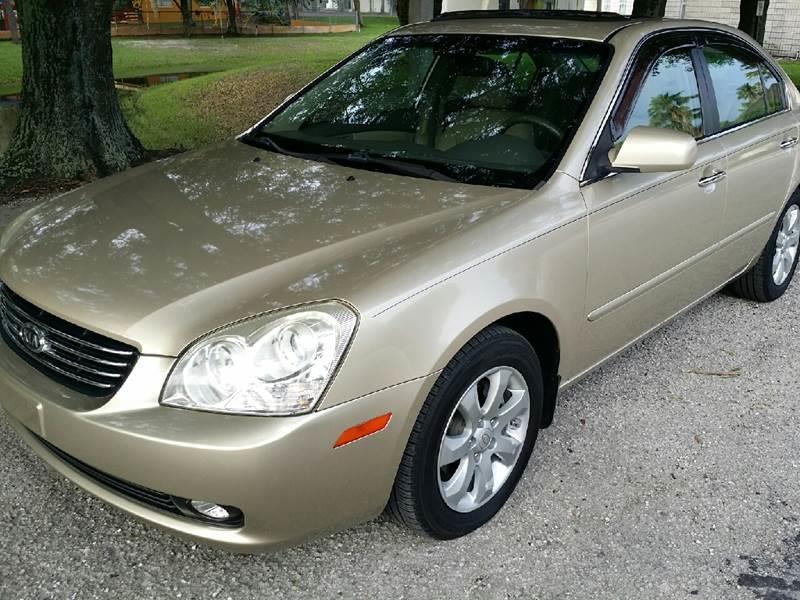 2006 Kia Optima New EX 4dr Sedan w/V6 - Tampa FL