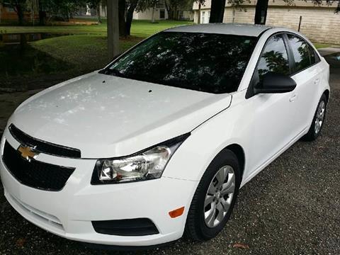2014 Chevrolet Cruze for sale in Tampa, FL
