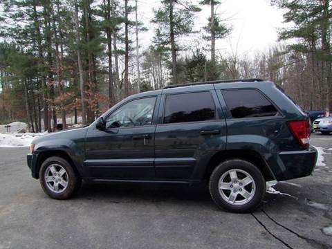2005 Jeep Grand Cherokee for sale in Barrington, NH