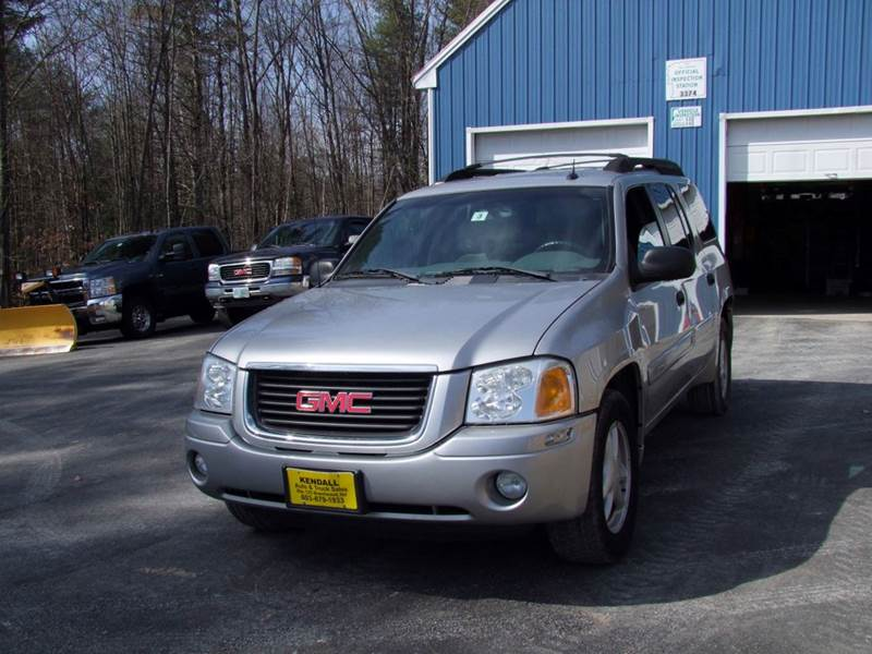 USED GMC ENVOY XL SLT FOR SALE IN BARRINGTON NH Pick up ...