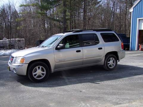 2004 GMC Envoy XL for sale in Barrington, NH