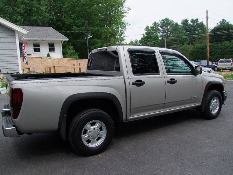 USED CHEVEROLET COLORADO Z85 IN BARRINGTON NH Pick up this ...