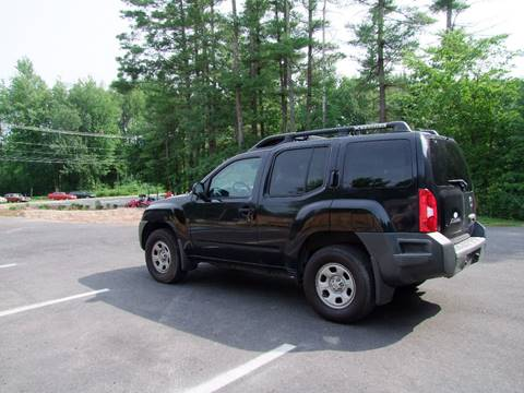 2007 Nissan Xterra for sale in Barrington, NH
