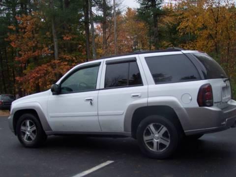 2006 Chevrolet TrailBlazer for sale in Barrington, NH