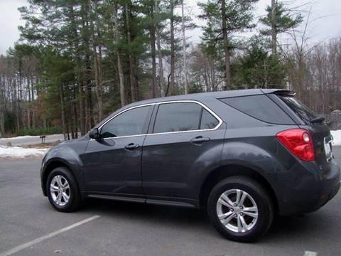 2011 Chevrolet Equinox for sale in Barrington, NH
