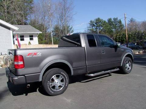 2006 Ford F-150 for sale in Barrington, NH