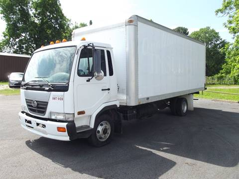 2006 UD Trucks UD1800CS for sale in Cleveland, TX