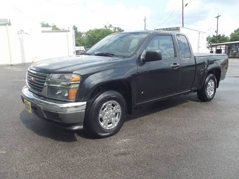 2008 GMC Canyon for sale in Cleveland, TX