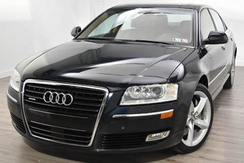 Used 2008 Audi A8 for sale - Pricing