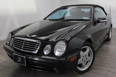 2000 Mercedes-Benz CLK for sale in Philadelphia, PA