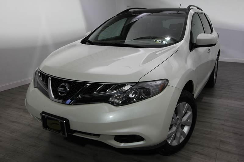 2012 Nissan Murano Awd Sl 4dr Suv In Philadelphia Pa Pa Auto Sales