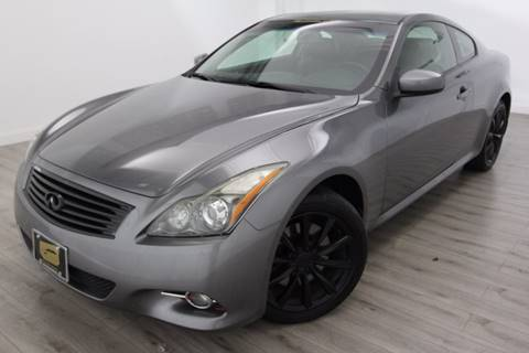 2012 Infiniti G37 Coupe for sale in Philadelphia, PA