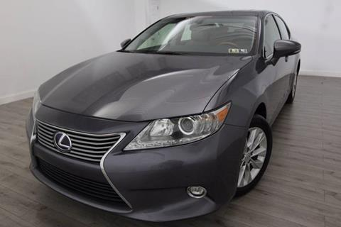 2015 Lexus ES 300h for sale in Philadelphia, PA